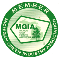 Member Michigan Green Industry Association (M.G.I.A.)