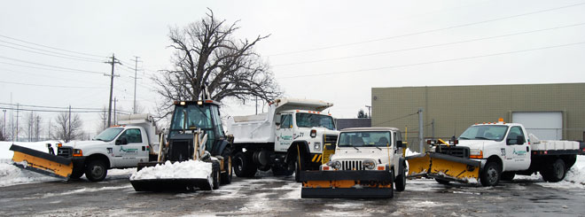 Snow Removal – Commercial & Residential